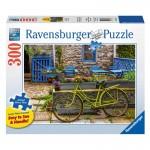 Puzzle de 300 pièces : Bicyclette vintage