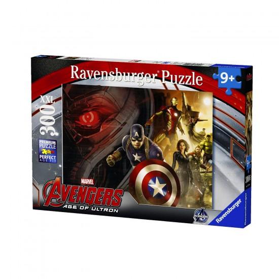 Puzzle de 300 pièces : The Avengers: Avengers L'Ere d'Ultron - Ravensburger-13199