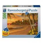 Puzzle de 500 pièces : Paradis tropical