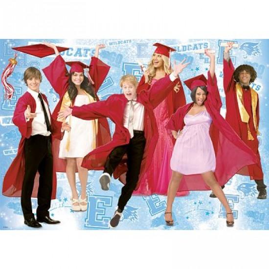 Puzzle Géant 125 pièces - High School Musical : Reçus - Ravensburger-09758