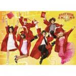 Puzzle Géant 125 pièces - High School Musical : Tous reçus