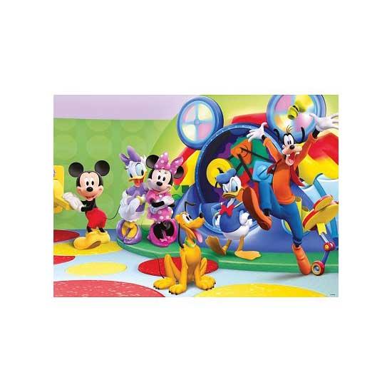 Puzzle Géant 125 pièces - Mickey et ses amis : C'est la fête - Ravensburger-09756