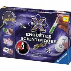 Science X : Enquêtes scientifiques