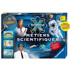 Science X : Métiers scientifiques