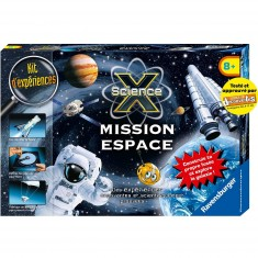 Science X : Mission espace