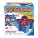 Trieurs de pièces de puzzles : Puzzle Sort&Go