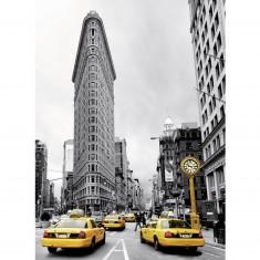 Puzzle 500 pièces : Flat Iron New York City