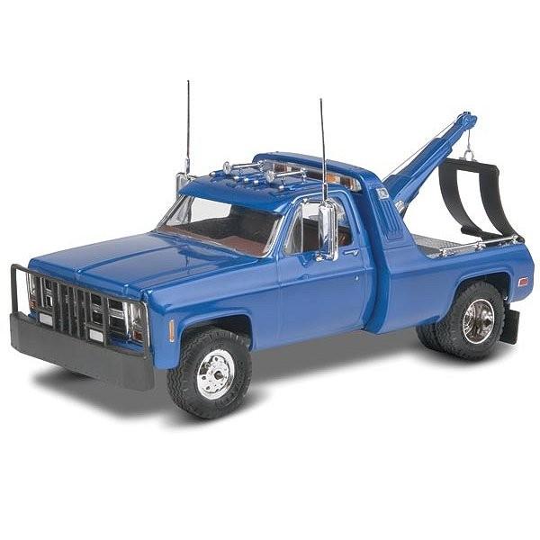 maquette camionnette d panneuse 39 77 gmc jeux et jouets revell avenue des jeux. Black Bedroom Furniture Sets. Home Design Ideas