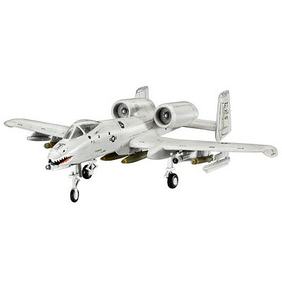 Maquette avion: A-10 Thunderbolt  II - Revell-04054