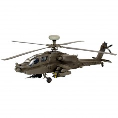 Maquette hélicoptère: AH-64 D / WAH-64 D Longbow Apache