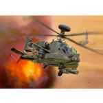 Maquette hélicoptère: AH-64D Longbow Apache