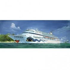 Maquette bateau: AIDA