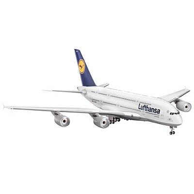 Maquette avion: Airbus A380 Lufthansa - Revell-04270