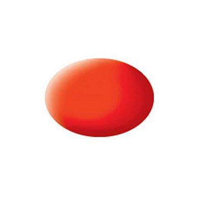 Aqua Color : Orange fluo mat - Revell-36125