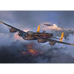 Maquette avion: Avro Lancaster Mk.I/III