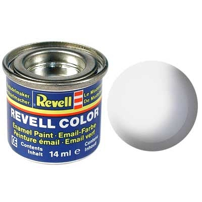 Blanc satiné n°301 - Revell-32301