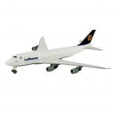 Maquette avion: Easy Kit: Boeing 747-400 Lufthansa