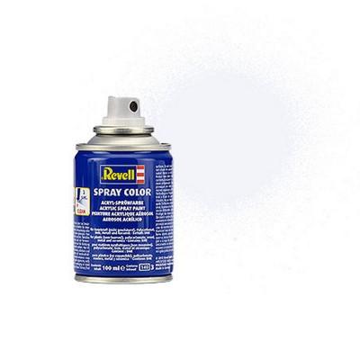 Bombe 100 ml : Blanc mat - Revell-34105
