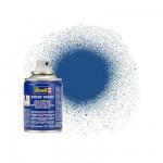 Bombe 100 ml : Bleu mat