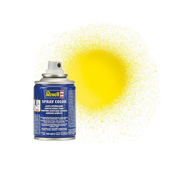 Bombe 100 ml : Jaune brillant - Revell-34112