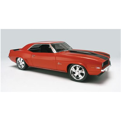 Maquette voiture : Camaro SS 2'N1 1969 - Revell-85-12148