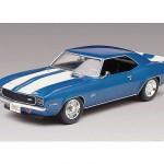 Maquette voiture: Camaro Z/28 1969