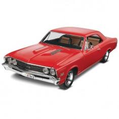 Maquette voiture: Chevelle SS 396 2 en 1 1967