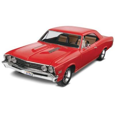 Maquette voiture: Chevelle SS 396 2 en 1 1967 - Revell-85-14285