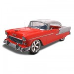 Maquette voiture : Chevy Bel Air Hardtop 2'n1 1955