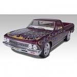 Maquette voiture: Chevy El CaminoTM 2'n1 1966