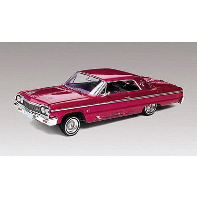 Maquette voiture: Chevy Impala Hardtop Lowrider 2 'n 1 1964 - Revell-85-12574