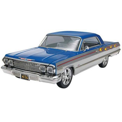 Maquette voiture: Chevy Impala SS 2 en 1 1963 - Revell-85-14278