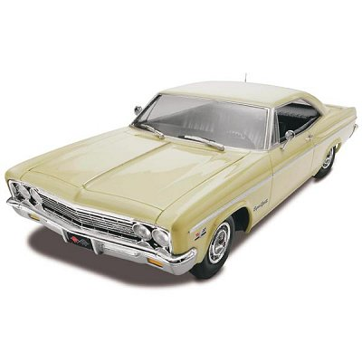 Maquette voiture: Chevy SS 396 Hardtop 1966 - Revell-85-14250