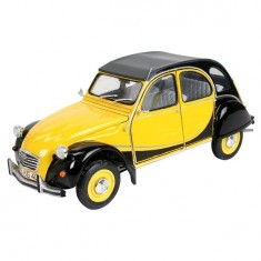 Maquette voiture : Citroën 2CV Charleston