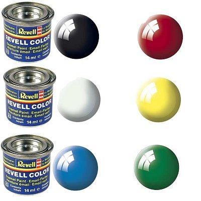 Couleurs de base : 6 pots - Revell-32342