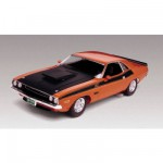 Maquette voiture : Dodge Challenger 2 'n 1 1970