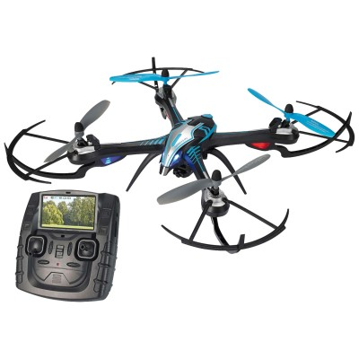 Drone Quadricoptère radiocommandé Formula Q FPV - Revell-23920