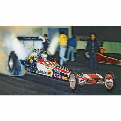 Maquette voiture : Easy Kit : Tom Mongoose McEwen Rail Dragster - Revell-85-4908