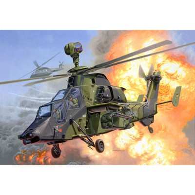 Maquette hélicoptère: Eurocopter Tiger - Revell-04485