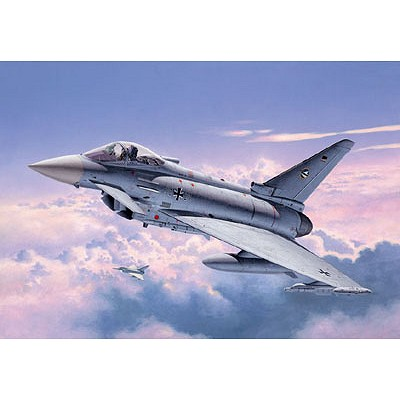 Maquette avion : EuroFighter Typhon Single Seater - Revell-04317
