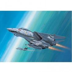 Maquette avion: F 14D Super Tomcat