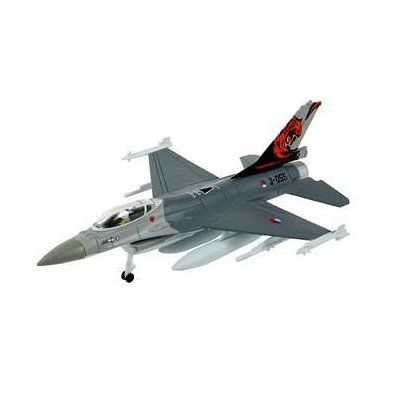 Maquette avion: Easy Kit: F-16 Fighting Falcon  - Revell-06644