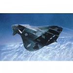 Maquette avion : F-19 Stealth Fighter
