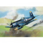 Maquette avion : F 4U-5 Corsair