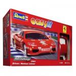 Maquette voiture  : Easy Kit : Ferrari 360 Challenge Markus Lehner