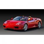 Maquette voiture: Ferrari 360 Spider
