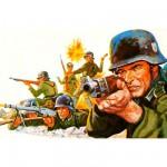 Figurines 2ème Guerre Mondiale : Infanterie allemande
