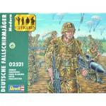 Figurines militaires : Paras allemands