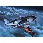 Maquette avion: Focke Wulf Fw 190 A-8/R-11