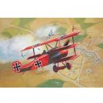 Maquette avion: Fokker DR. 1